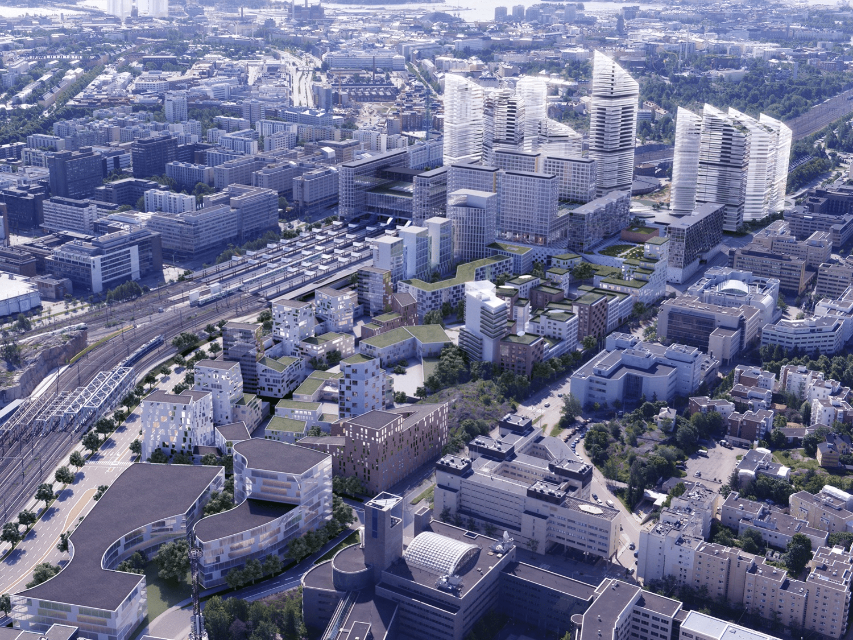Helsinki Pasila