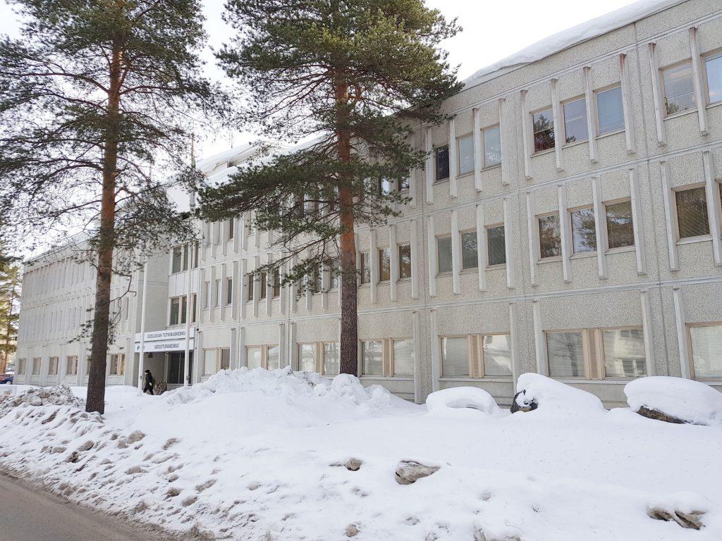Senaatti Kiinteistöt Rovaniemi