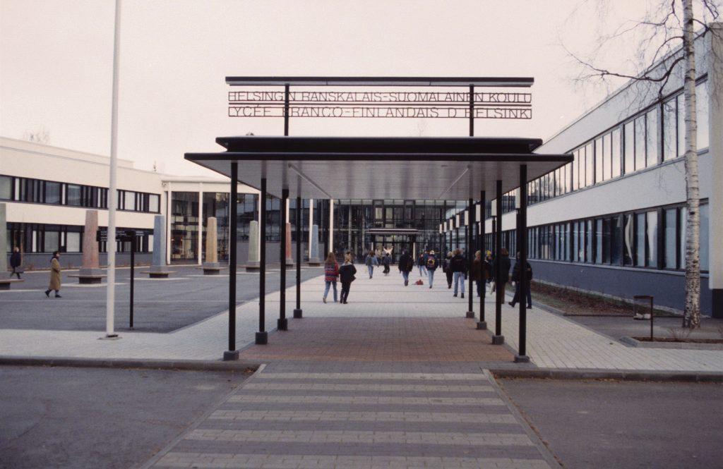 Helsingin Ranskalais-Suomalainen Koulu