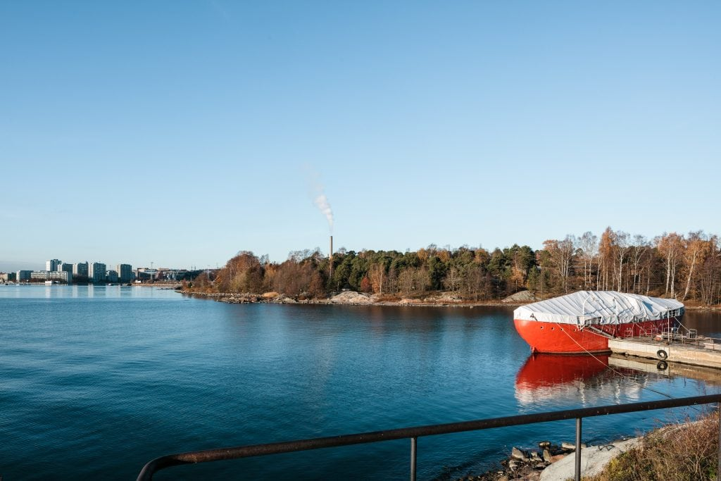 Senaatti 20115-2017 Hylkysaari, Helsinki