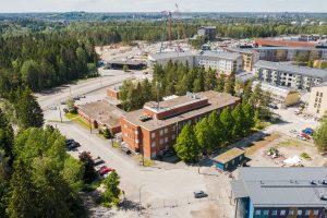 Senaatti 20190610 Ultramariinikuja, Helsinki