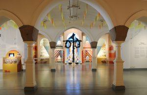 Designmuseo. Korkeavuorenkatu 23, Helsinki.