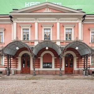 SENAATTI 20181102 Aleksanterinteatteri, Helsinki