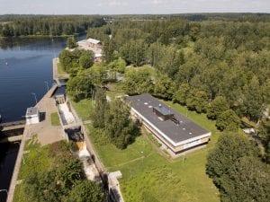 Senaatti 2018073 Itäinen Kanavatie, Lappeenranta