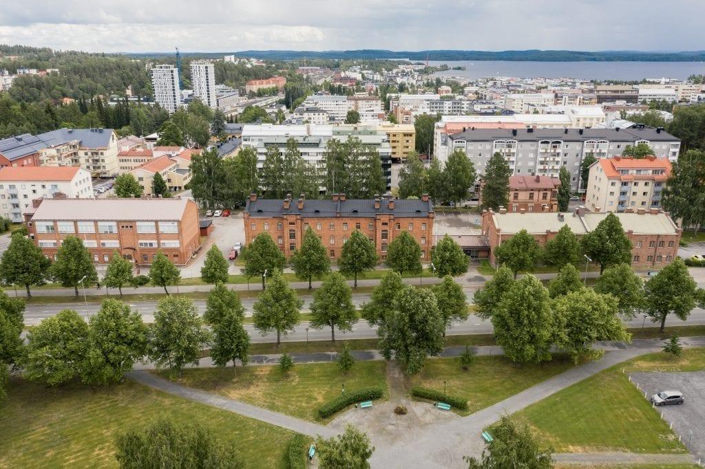 Senaatti 20200703 Hatsalankatu 32, Kuopio