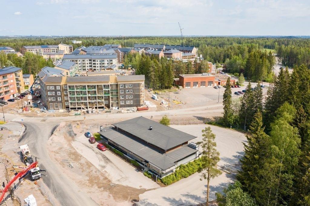 Senaatti 20190604 Katsastustie 4, Helsinki