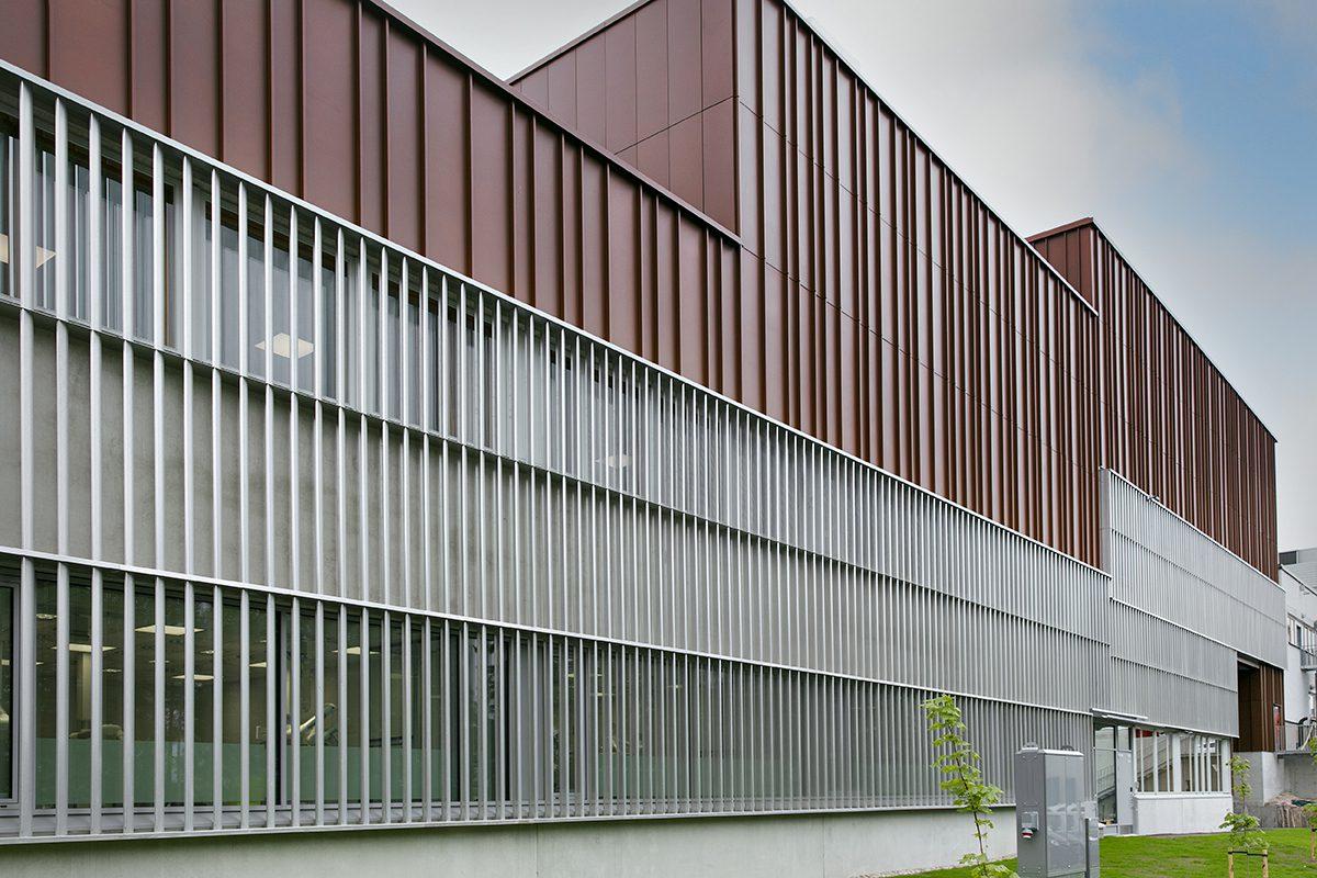 THL:n rakennus Tilkanmäen kampuksella