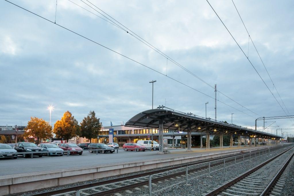 Seinäjoen rautatieaseman päärakennus